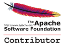 ASF feather logo - contributor